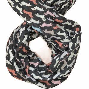 Scarf Dachshunds Dog Lover infinity scarf